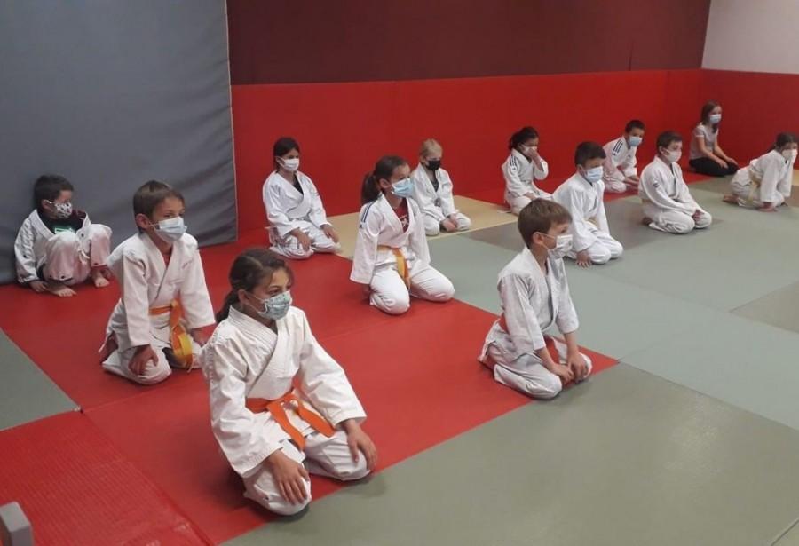 Reprise du judo pour les -18 ans : programme des séances du 19 mai au 5 juin inclus